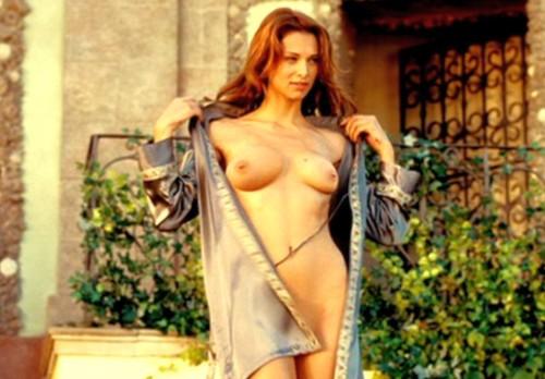 Vera Jordanova Nude